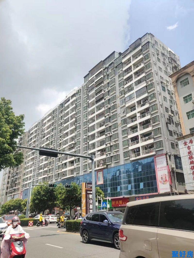 光明新区6号线红花山站【红花公馆】三栋大社区统建楼,精装总价18.8万一套起