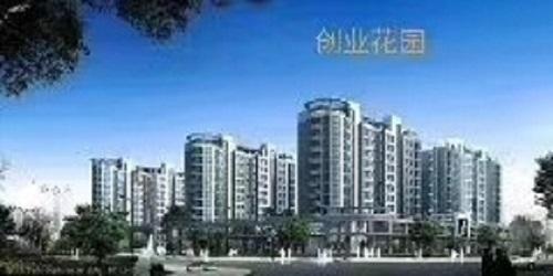 黄江中心(8栋花园小区)《创业花园》洋房均价6100元/㎡起