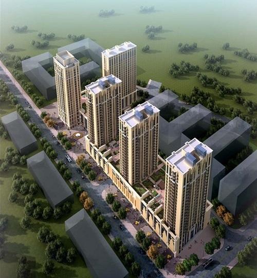 宝安沙井海岸城旁【前海双悦】总价165万起,买一送一,独立红本房