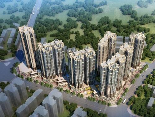 东莞横沥《明盛御品》两栋花园式小区,带独立停车场,超低价,分期长