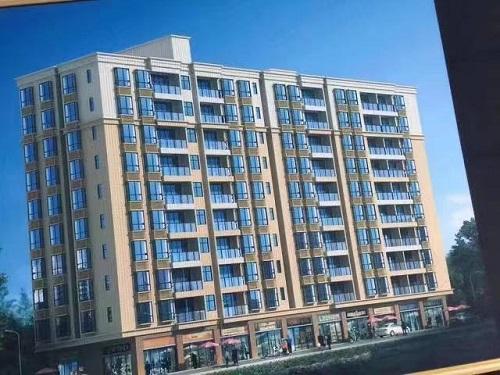 东莞樟木头4栋300套大型统建楼《观音山壹号》小产权房 ,带管道天燃气
