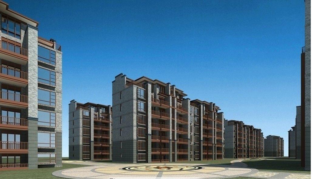 虎门【国际新城】4栋大型统建楼、两梯三户带车位、燃气豪气大三房